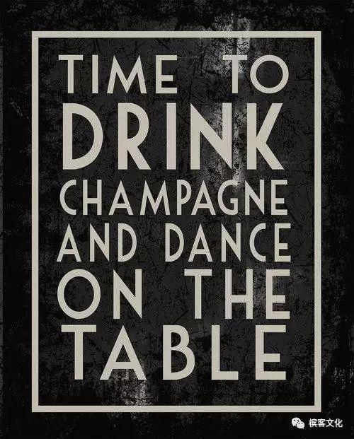 干货 I 为什么喝香槟更容易醉?
