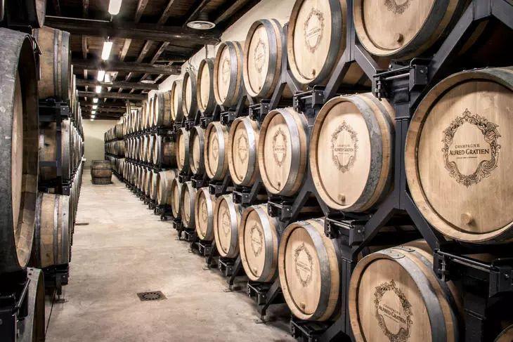 旅行 | 香槟区开放参观的酒窖 - Epernay篇·2019年最新版