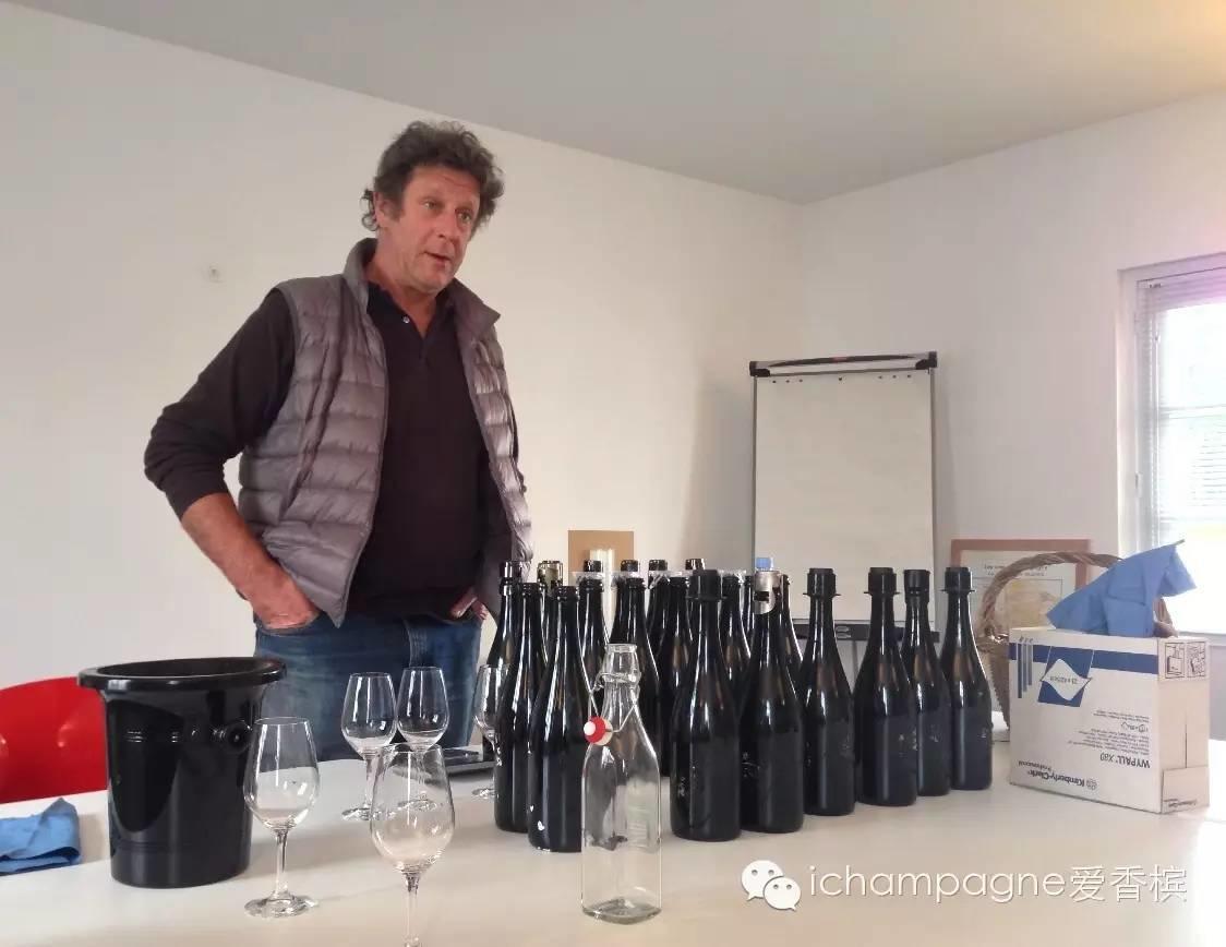 传奇香槟酒农: 谁是Anselme Selosse?