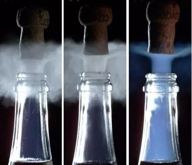 香槟趣闻 | 香槟中竟然藏着一抹蓝,你见过吗?