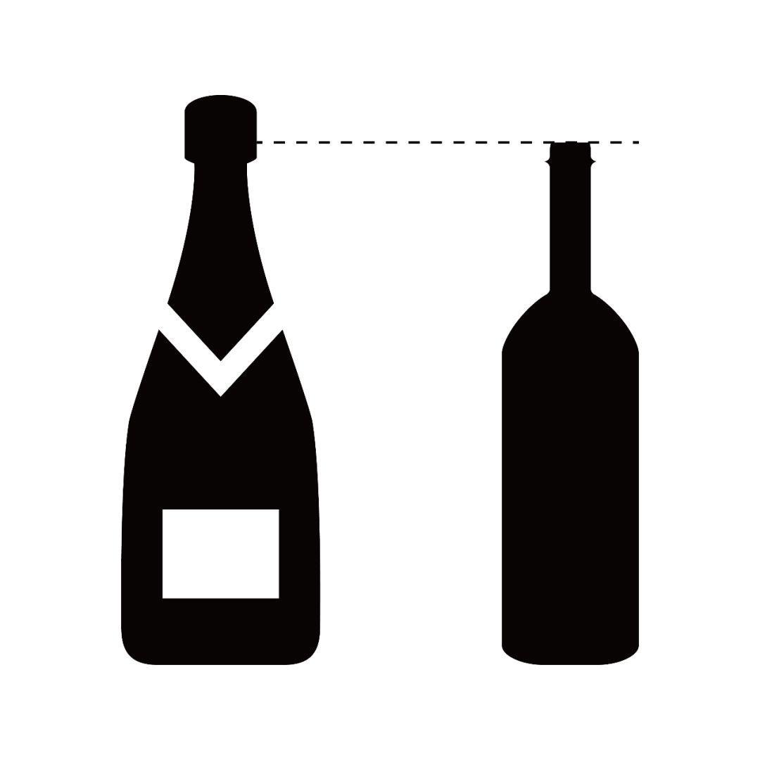 论一支香槟瓶的自我修养