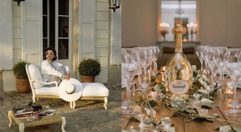 你竟然还不知道奢侈品店可以喝香槟?
