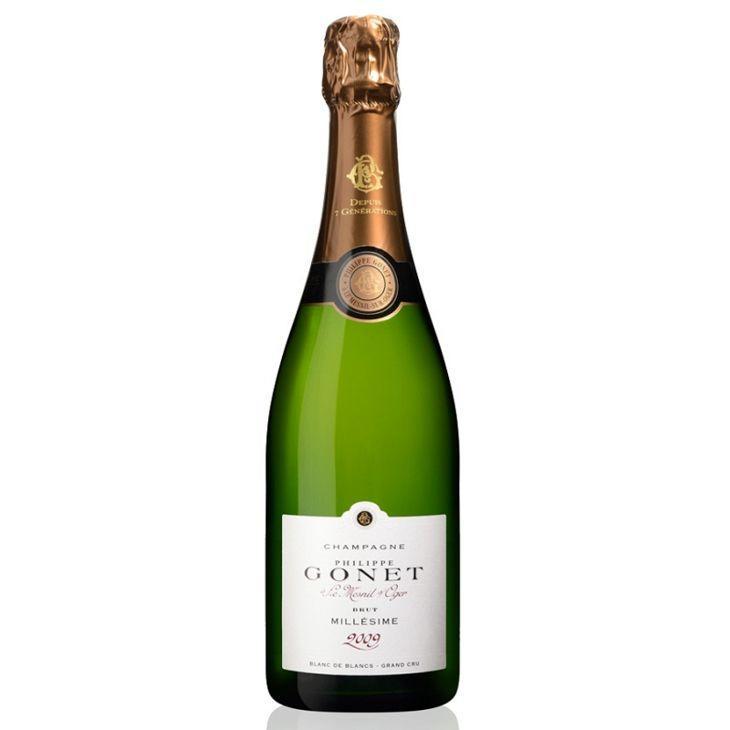 2019 展商介绍 | 歌娜香槟 Champagne Philippe Gonet