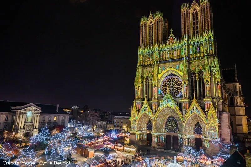 香槟区年末盛典 | 兰斯圣诞集市等你来嗨
