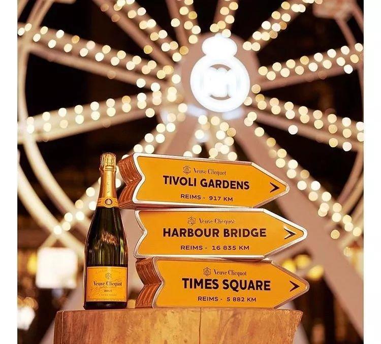 艺术vs香槟 | 多款绝美香槟礼盒,点亮你的2020!